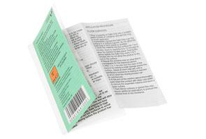 Corrosive-label